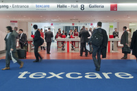 Texcare International 2016 im Fokus